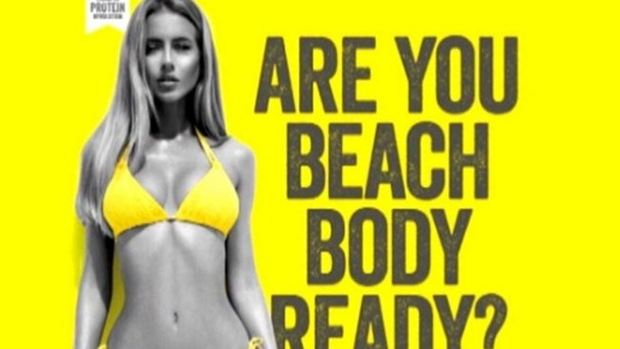 "This ad touched off a ""body-shaming"" cntroversy, but critics charge London's new mayor has other reasons for banning such images."