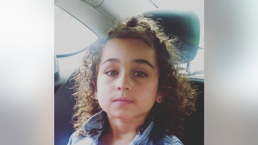 This photo provided by the Calgary Police shows Taliyah Leigh Marsman. Police in Calgary say they have found a body believed to be that of Marsman, reported missing earlier this week after her mother was found dead and a suspect has been charged with murder in both their deaths.  The Calgary Police Service says the body believed to be Taliyah Leigh Marsman was found by searchers Thursday, July 14, 2016 near a roadway near suburban Chestermere, Alberta. (Calgary Police via AP)