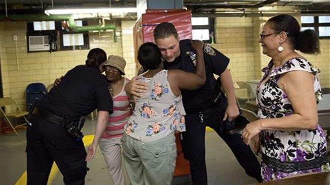 Group in New York working to unite police and the community  | Fox News