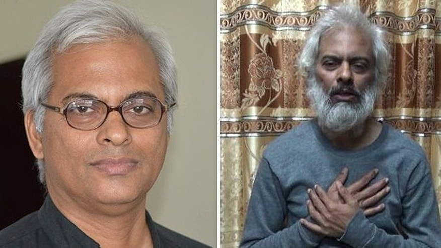 An undated video and photo of abducted Indian priest Tom Uzhunnalil show him looking frail and weak.
