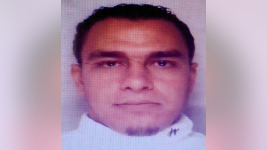 FILE - This file photo photo made available on July 17, 2016 by Kapitalis shows Mohamed Lahouaiej Bouhlel. A 31-year-old father of three obsessed with fitness and sex, Mohamed Lahouaiej Bouhlel led multiple lives. His darkest side appears to have been his best-kept secret: a calculated, committed jihadi ready to kill scores of people in a French Riviera rampage.  (Kapitalis via AP, FIle)