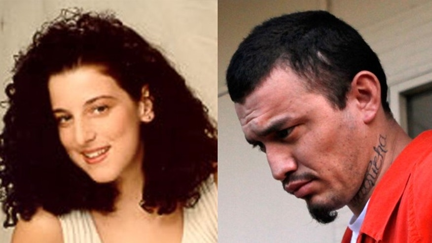 Chandra Levy (left) and Ingmar Guandique . (Photos: Levy, Washington, D.C. Metropolitan Police Department via Getty Images; Guandique, AP Photo/Jacquelyn Martin, File)