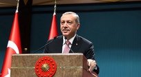 Turkey's Erdogan dropping lawsuits for insults against him
