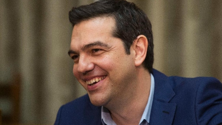 Greek Prime Minister Alexis Tsipras in June.