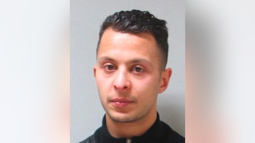 This is a an undated handout image made available by Belgium Federal Police of Salah Abdeslam who is wanted in connection to the November 13 attacks in Paris.