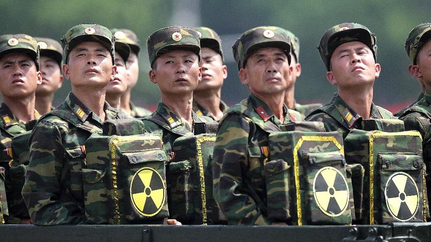 Nuclear test by North Korea matter of grave concern