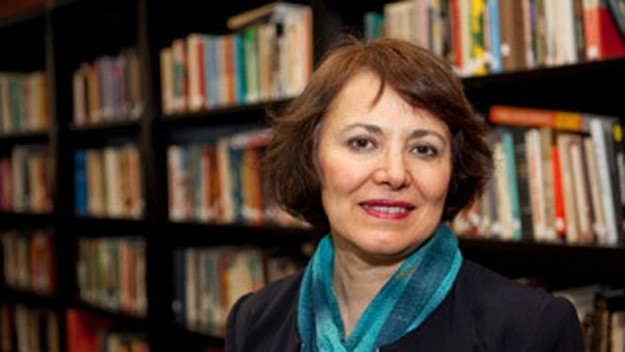 FILE - This undated file photo made available by Amanda Ghahremani, shows retired Iranian-Canadian professor Homa Hoodfar. Iranian media are saying Monday, Sept. 26, 2016, that the country has released retired Canadian-Iranian professor Homa Hoodfar, who was detained in the Islamic Republic earlier this year. (Courtesy of Amanda Ghahremani via AP, File)