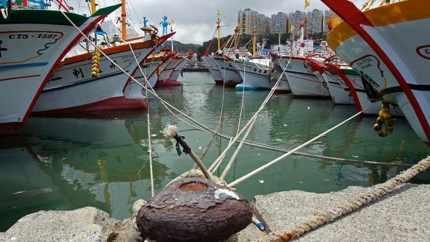 Taiwan seeks to improve conditions in fishing fleet fox news for City island fishing boats