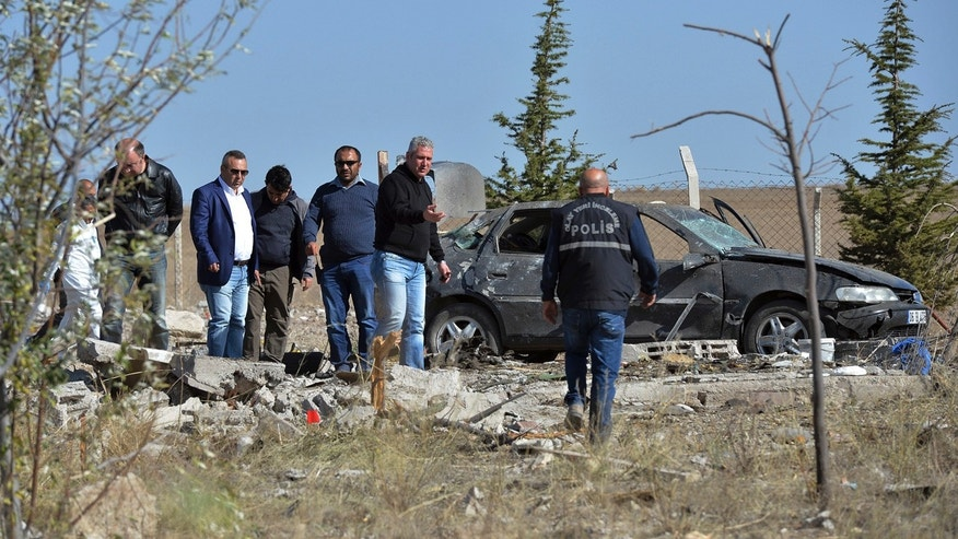 8 soldiers killed in PKK car bomb in southeast Turkey