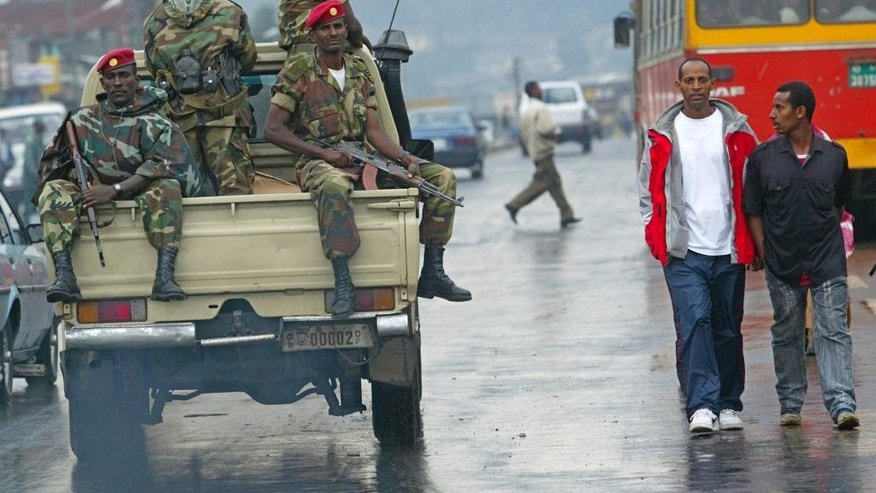 Ethiopia declares state of emergency amid mass protests