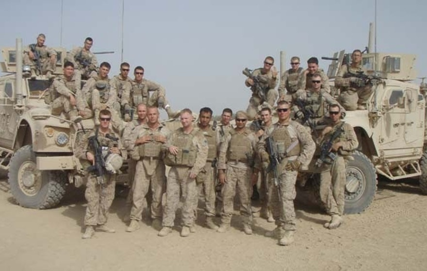 Marine fights for Afghan interpreter, a father of 6, to gain