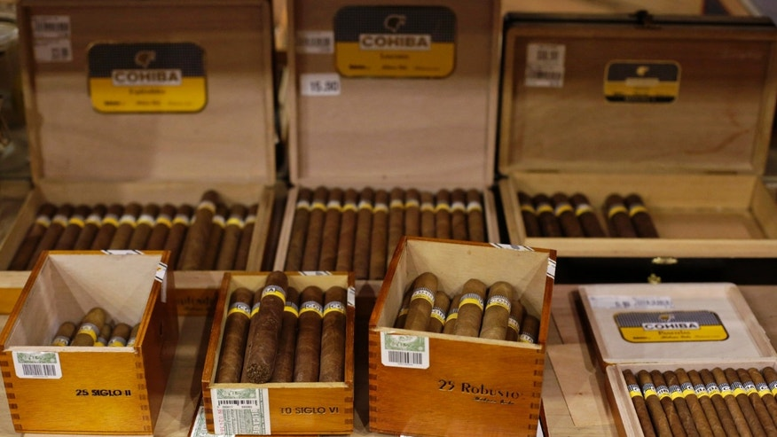 US Removes Traveler Limits on Cuban Rum, Cigars