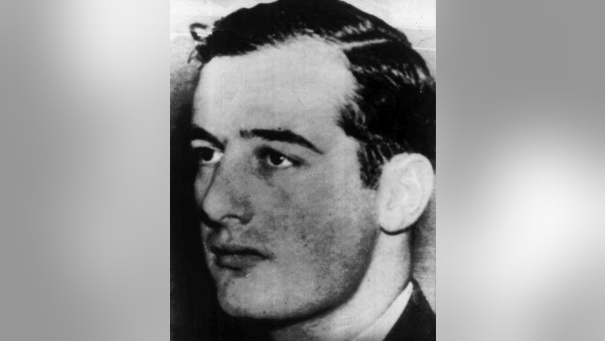 Raoul Wallenberg in an undated photo.