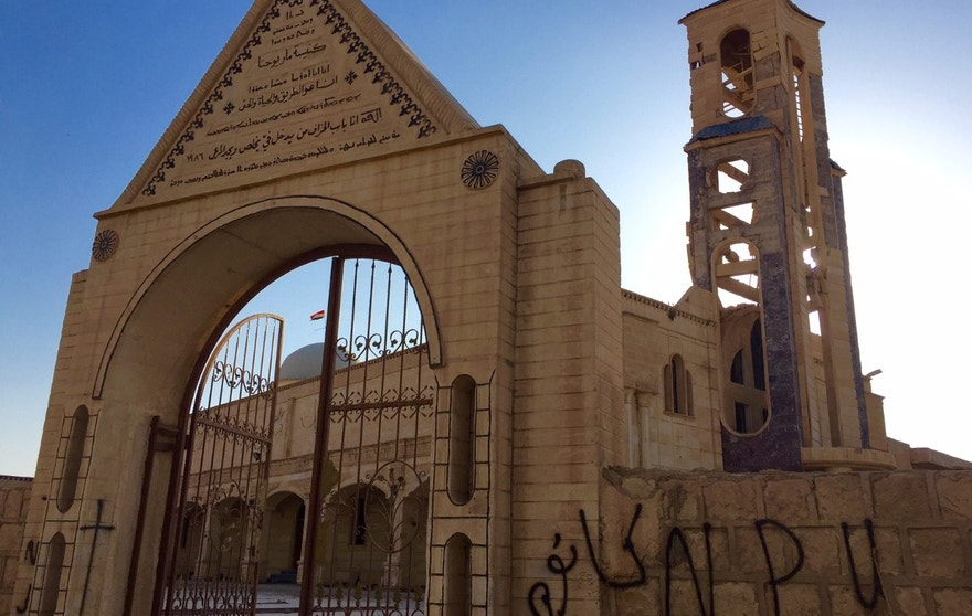 church iraq
