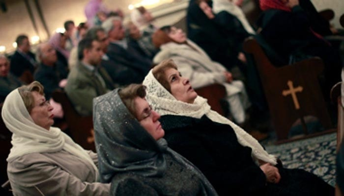 Underground Church movement grows in Iran despite regime's efforts