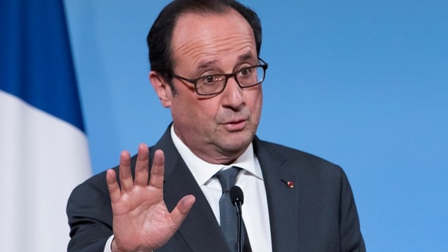 French President Francois Hollande will not seek re-election next year.