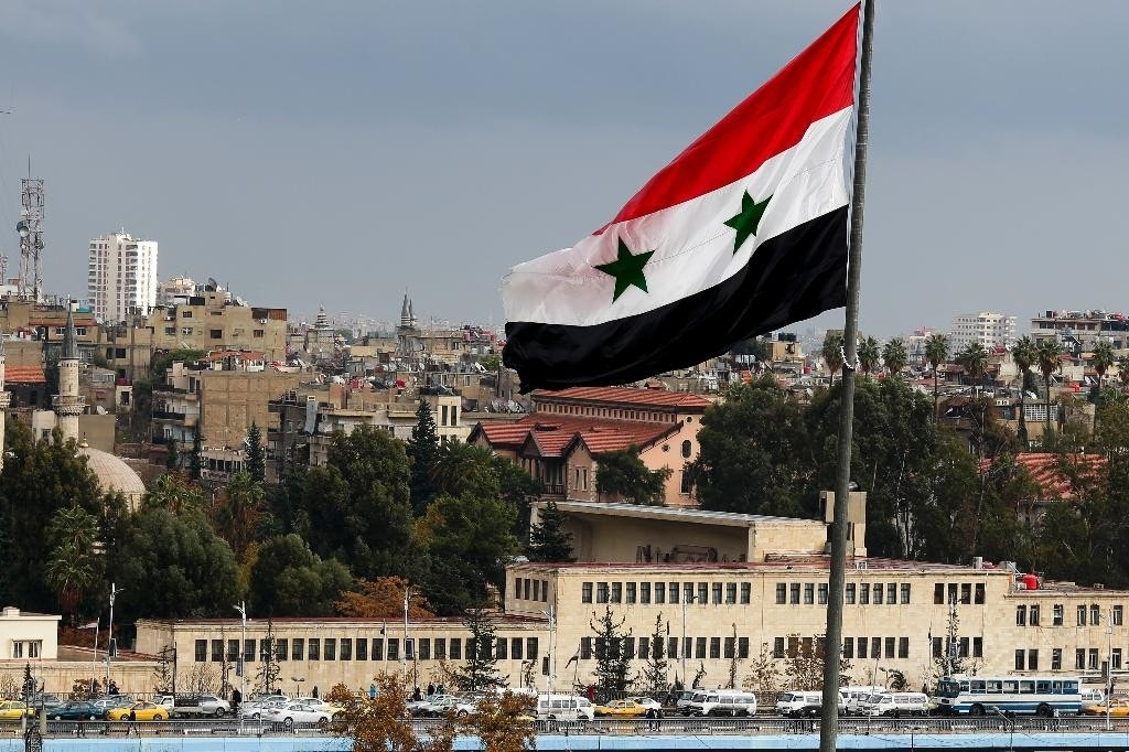 Russia: Syrian troops reclaim city near Damascus