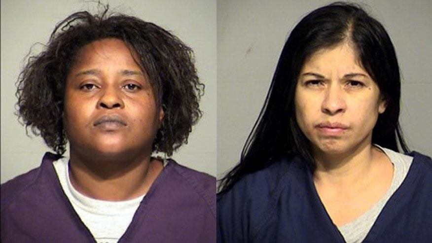 Etter Hughes (left) and Mary Martinez. (Photos: Milwaukee County Sheriff's Office)