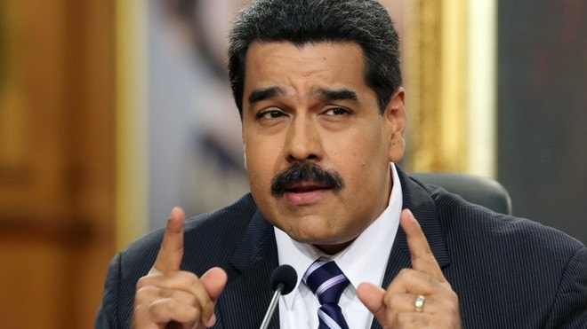 Venezuela's Maduro: Trump in the White House can't be worse than Obama