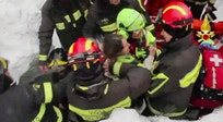 Rescuers find 10 survivors at Italian hotel two days after avalanche