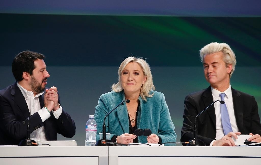 Europe's nationalist leaders launch year of election hopes