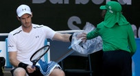 No 1 Murray loses to Zverev in 4th round of Australian Open