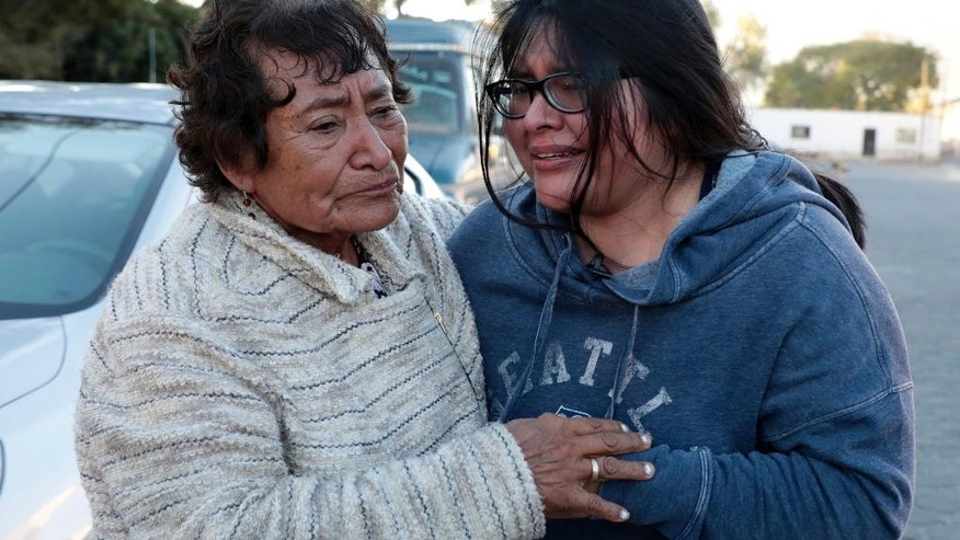 home since she left Mexico for the U.S. as a toddler. Alcala's mother ...