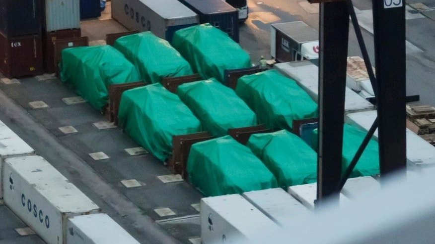 Hong Kong to release detained Terrexes soon - PM Lee thanks HK Chief