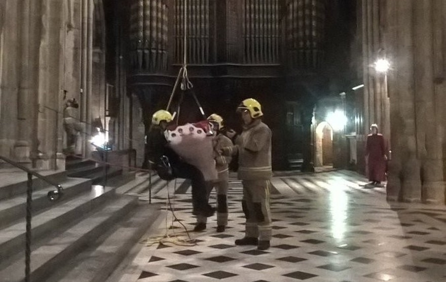 church tower rescue 213a