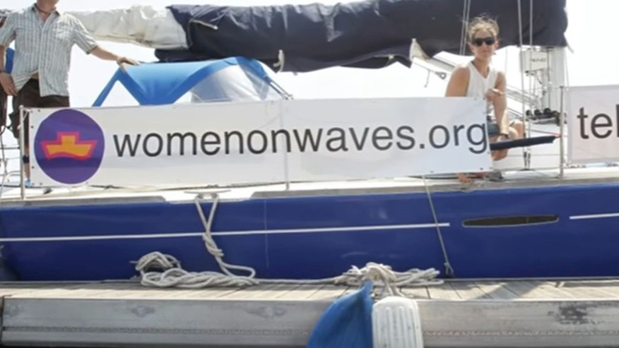 The boat has the right conditions to provide medical abortions to women who are up to 10 weeks pregnant.