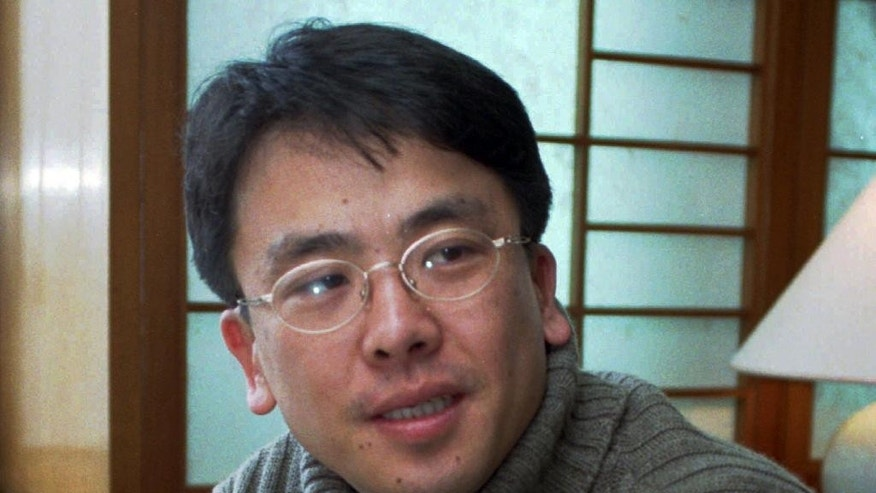 FILE - This Feb. 16, 1996, file photo, shows Lee Han-young, a nephew of one of the former wives of North Korea's second leader, Kim Jong Il, is seen in Seoul, South Korea. South Korea almost immediately blamed the 1997 death of Lee on North Korean agents sent to the South on a revenge mission. But police failed to catch the assailants before they allegedly returned to the North. (Yonhap via AP, File)