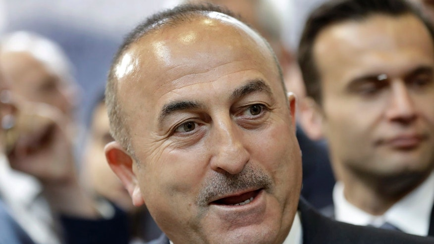 Amnesty International mocks Turkish FM's 'undesirable' visit to Netherlands