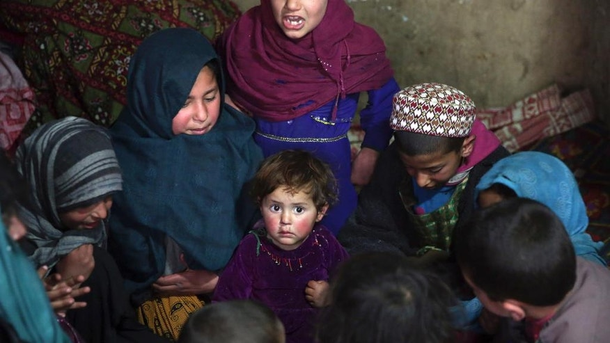Aid group says millions of Afghan children are not in school