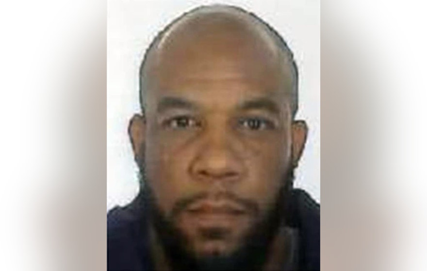 FILE -- This undated file photo released by the Metropolitan Police, shows Khalid Masood, who authorities identified as the man who mowed down pedestrians and stabbed a policeman to death outside Parliament March 22, 2017, in London. Masood, the British man who killed several people in a rampage in London last week made had three trips to Saudi Arabia in his lifetime. Though millions of foreigners from around the world live and work in the kingdom,Masood's time there immediately raised questions about whether the country's ultraconservative brand of Islam impacted his worldview. (Metropolitan Police via AP, File)
