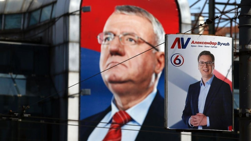 Serbian PM Vucic wins presidency to confirm European Union  path