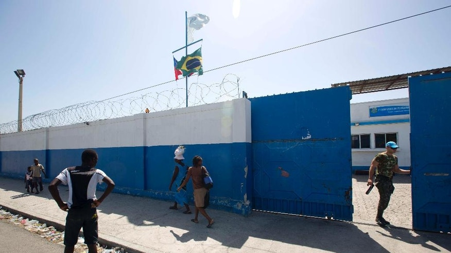 United Nations  peacekeeping operations to end in haiti, Indian units to remain