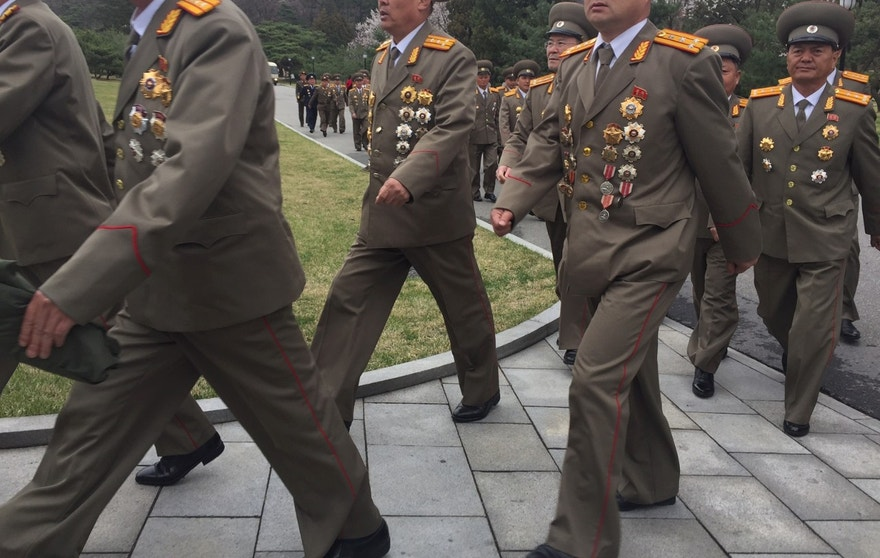 NORTH KOREA PALKOT 6
