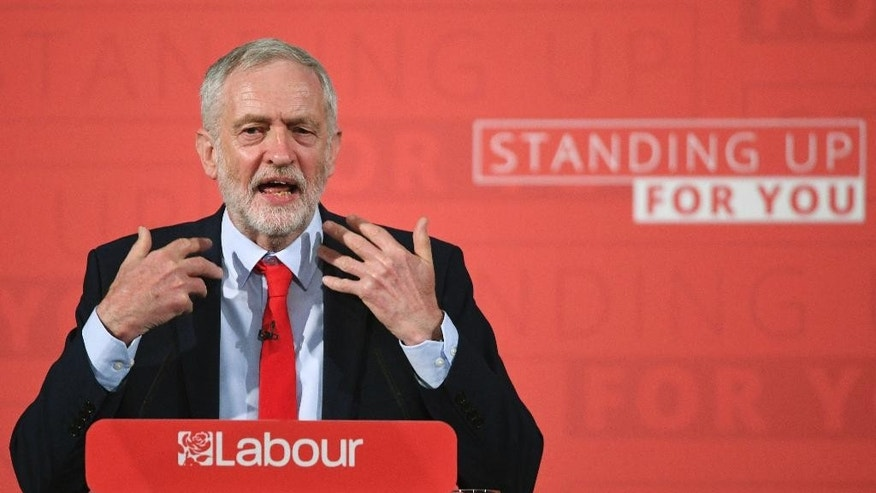 UK Labour leader vows to 'overturn rigged system'