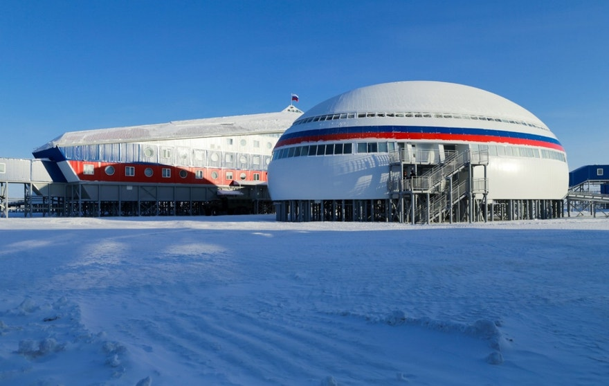 russia artic base 2