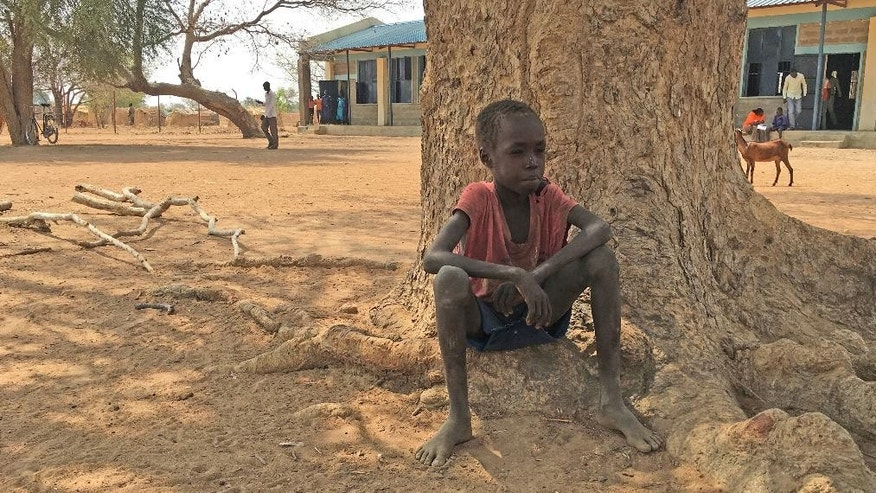 hunger in south sudan Today, the world stands on the brink of unprecedented famines 30 million people are experiencing alarming hunger in south sudan, somalia, yemen and north-east nigeria.