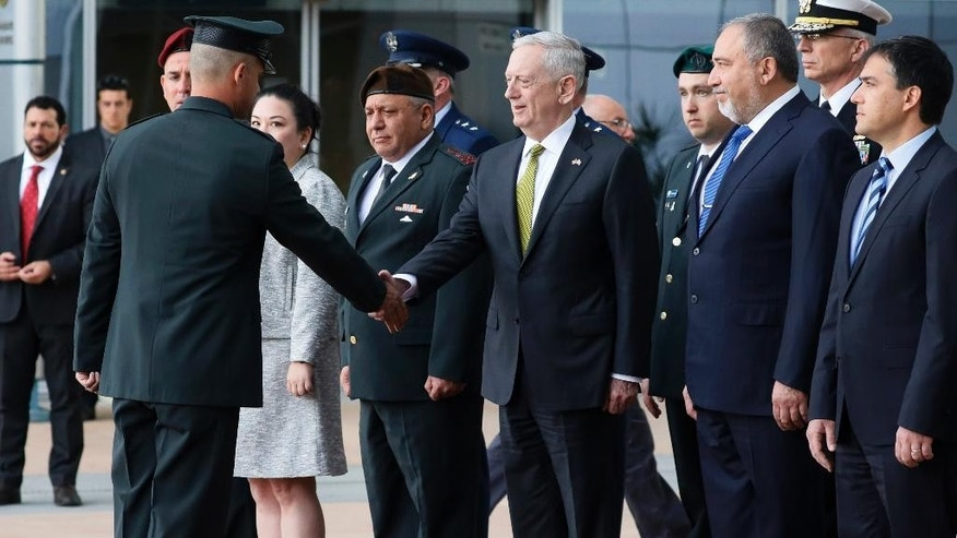 'No doubt' Syria has retained chemical weapons: Jim Mattis