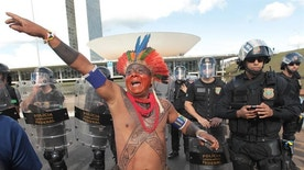 indigenous protest 1