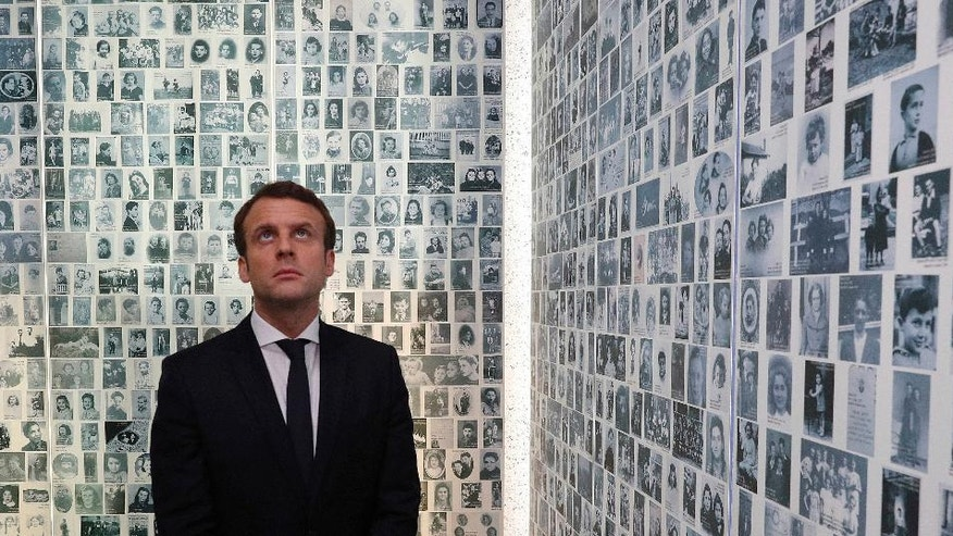 France's Macron takes Euroskeptic stance, warns EU