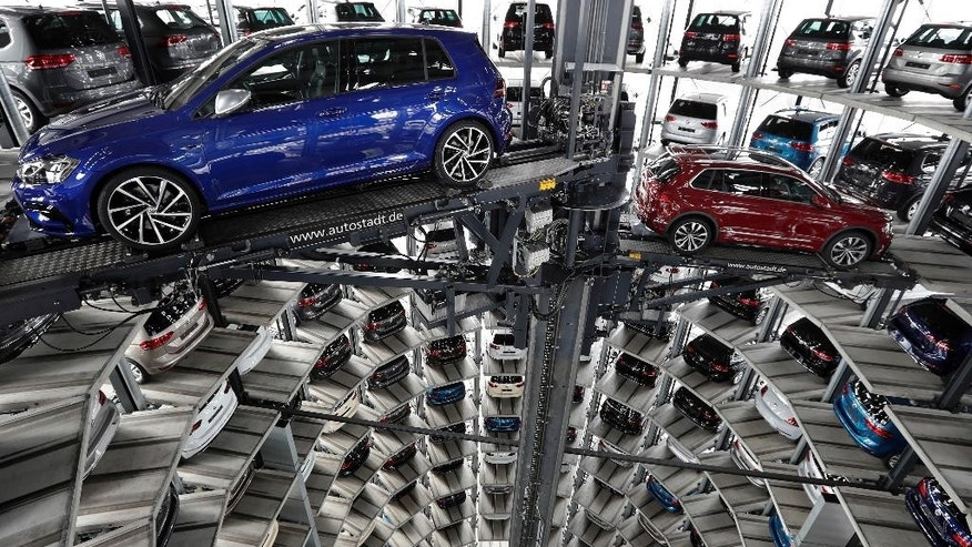 VW brand profit soars as cost cuts materialize