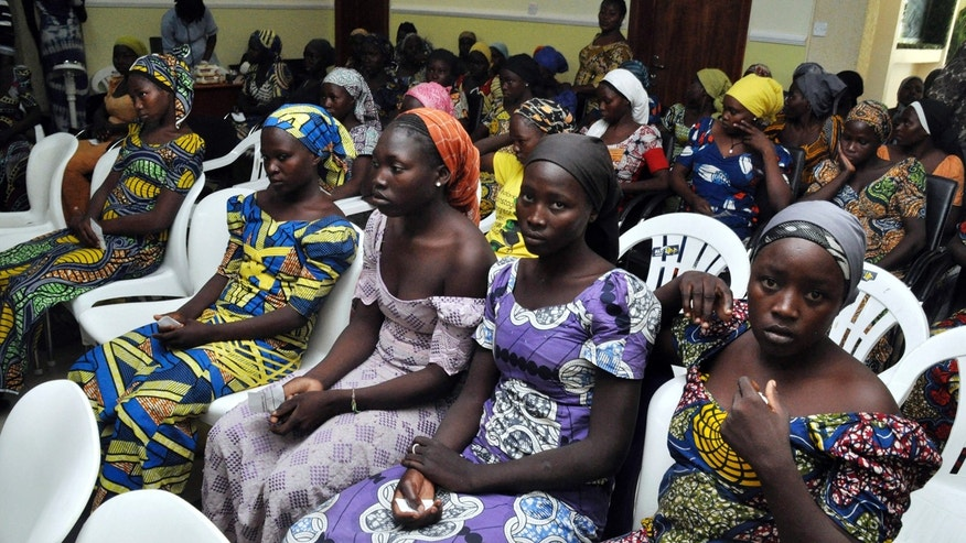 Kidnapped Nigerian girls freed from Boko Haram