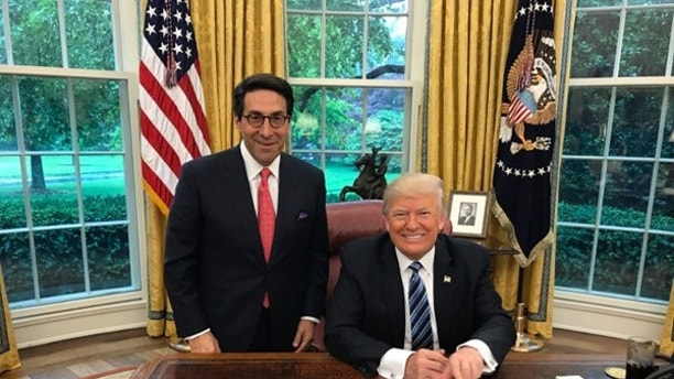 Sekulow trump meeting
