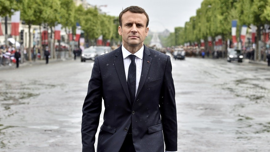 French President Emmanuel Macron (pictured) has appointed a relatively unknown lawmaker, Edouard Philippe, to serve as the prime minister of France.