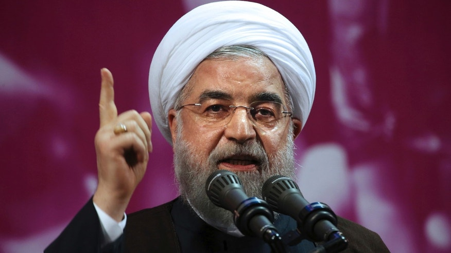 Iranian president: We don't need anyone's permission to test ballistic missiles