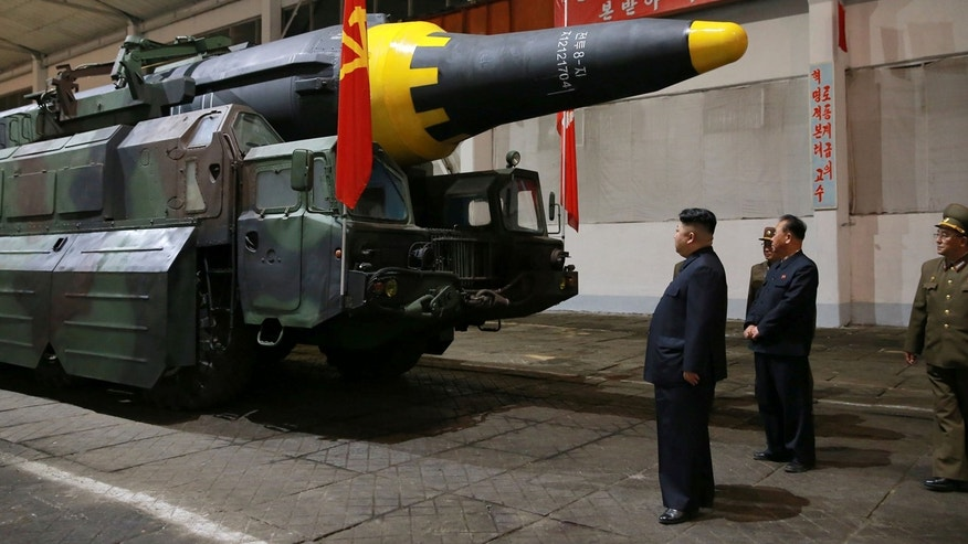 North Korea Vows To Strengthen Nuclear Program As US Increases - Fox news us map