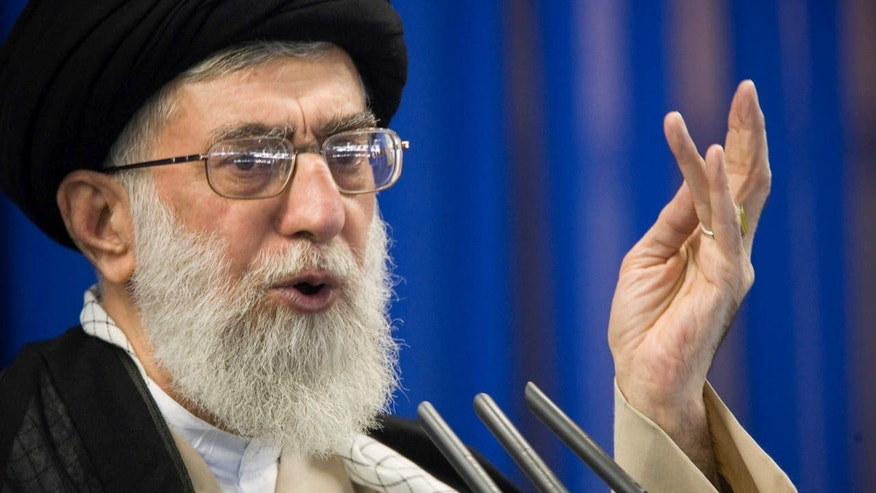 Iran's supreme leader: Saudis face 'certain downfall'